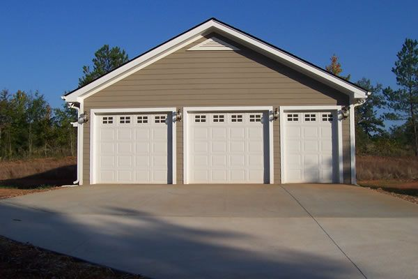 3 Car Garage Plans Free – Elevated Garage Plans