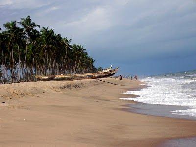 Resultado de imagen de busua beach ghana