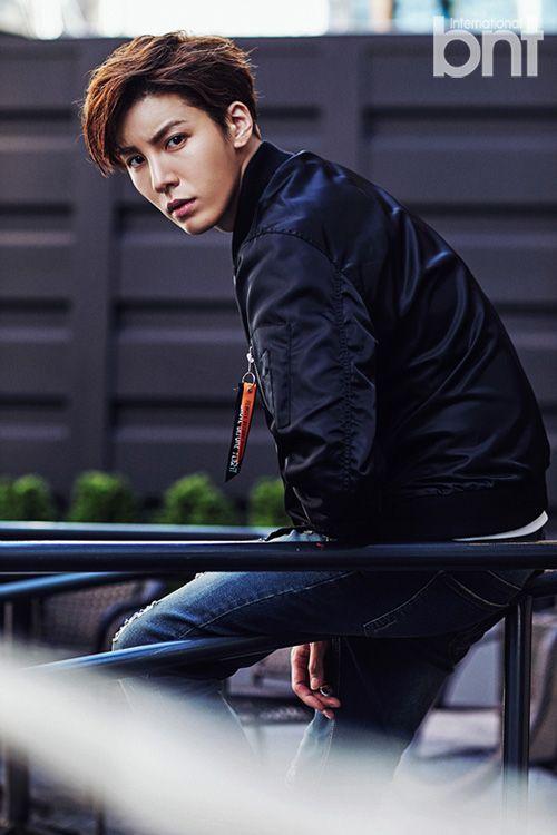 No Min Woo Reveals His Best Friend Is Jaejoong And His Idol Is Johnny Depp No Min Woo No Min Woo Boyfriend Korean Celebrities