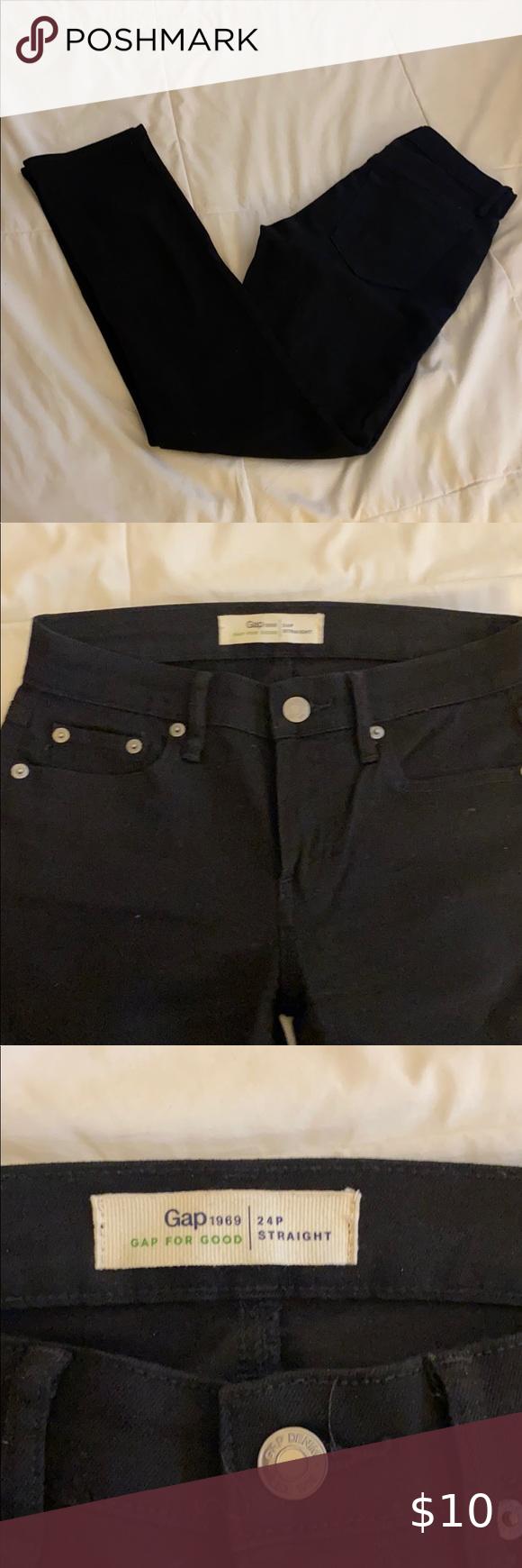 NWOT GAP STRAIGHT LEG JEANS   Straight leg jeans, Clothes