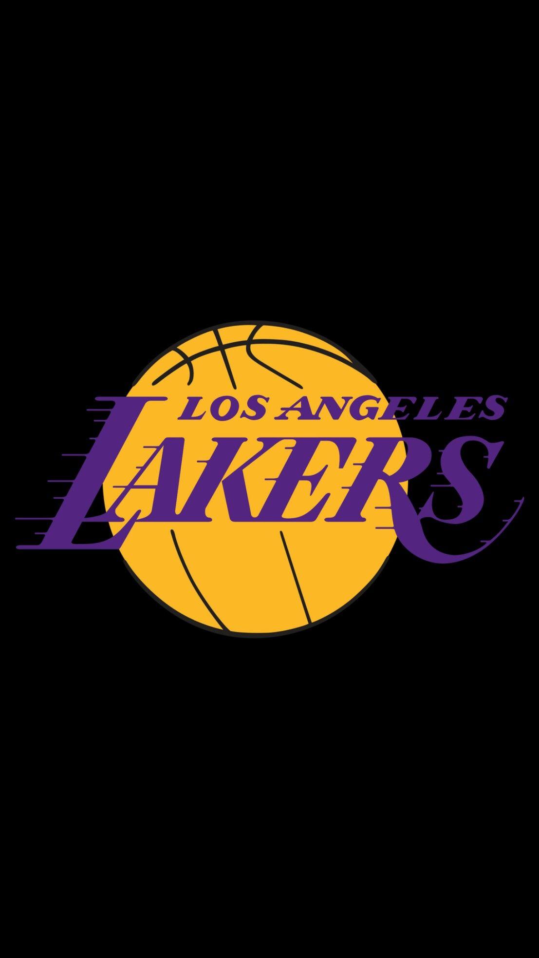 Nba Wallpaper Iphone Android Lakers Logo Lakers Wallpaper Nba Wallpapers