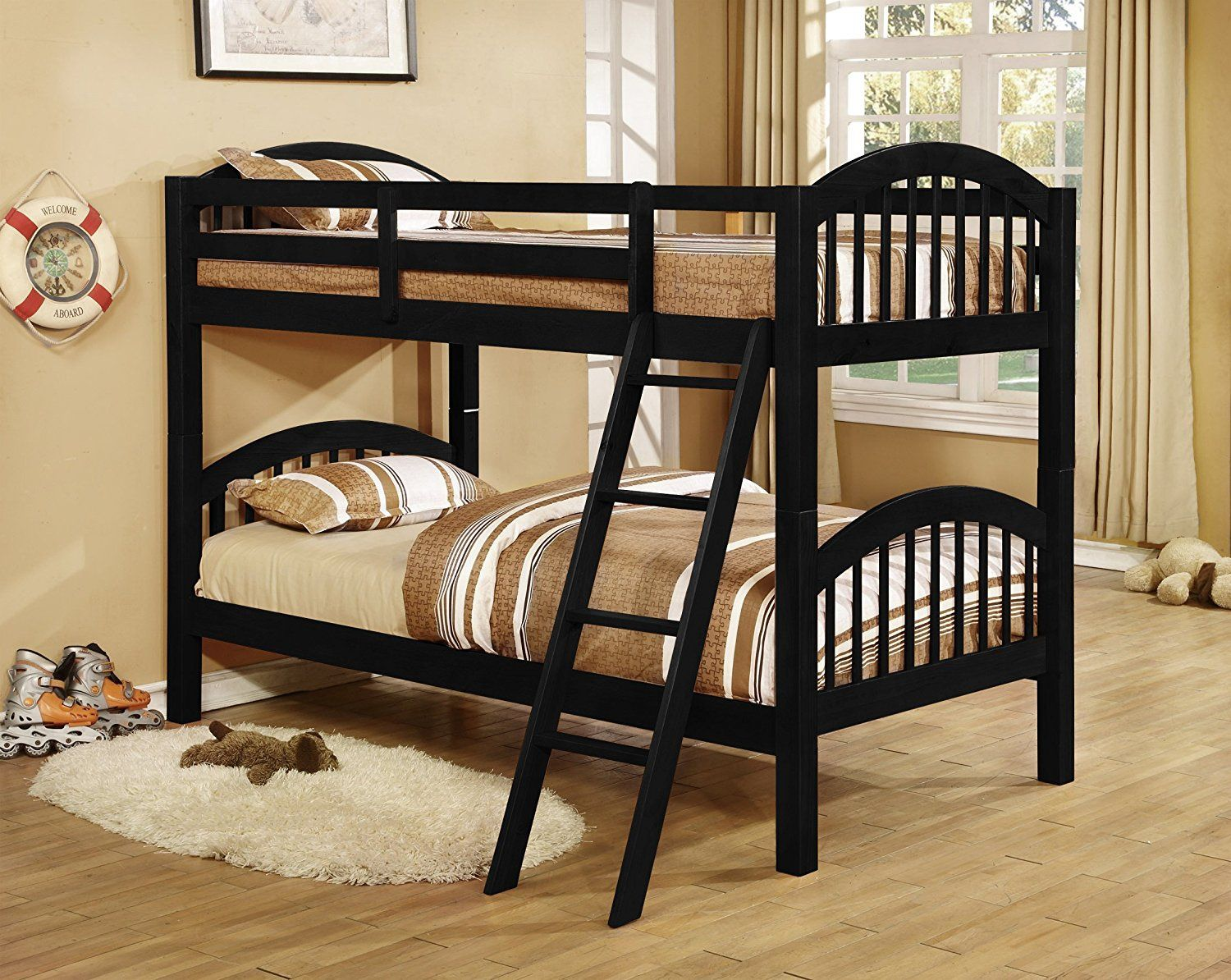Pin By Neby On Bedroom Apartments Ideas Bunk Beds Twin Bunk Beds