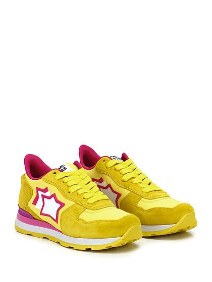 4b29e4dc45 Sneaker Giallo Atlantic Stars | Atlantic Stars shoes SS16 | Sneakers ...