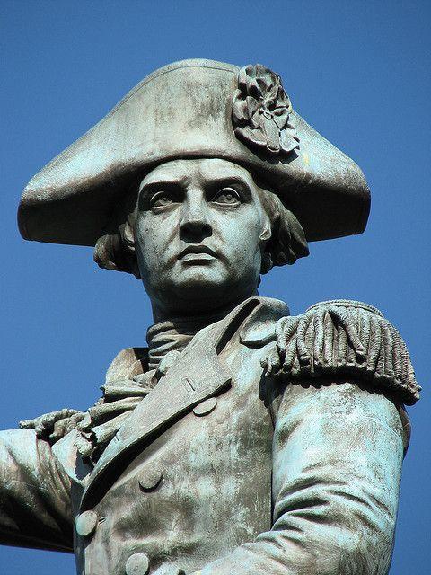 General Nathanael Greene statue at Stanton Park | Major ...