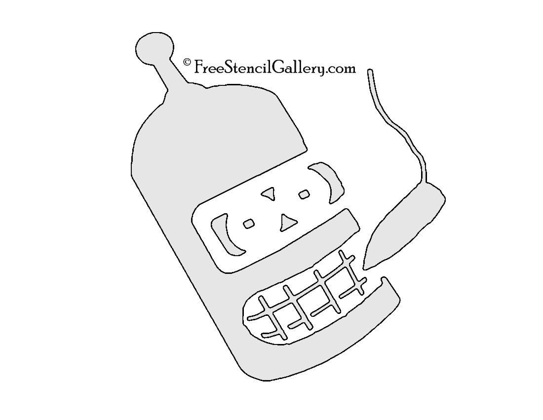 Futurama - Fry Stencil | VECTORES | Pinterest | Best Futurama ...