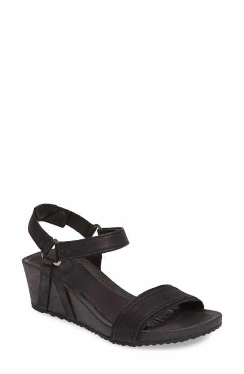 fa422b240 Teva Ysidro Stitch Wedge Sandal (Women)