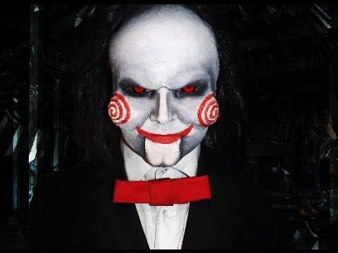 Billy - Jigsaw Puppet - Makeup Tutorial! | Special Effects Make-Up ...
