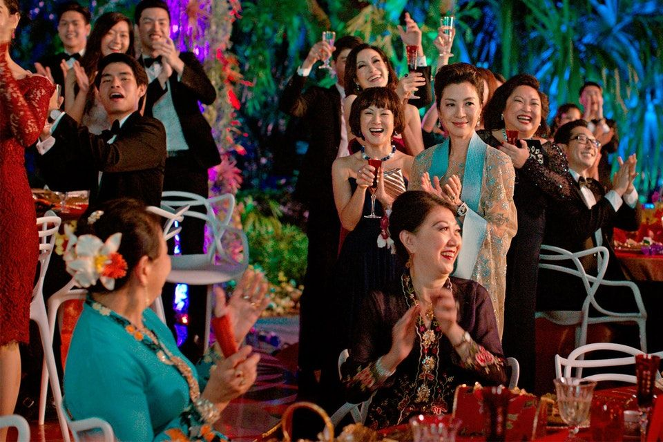 The Lead Crazy Rich Asians Trailer Reveals A World Of Glitz