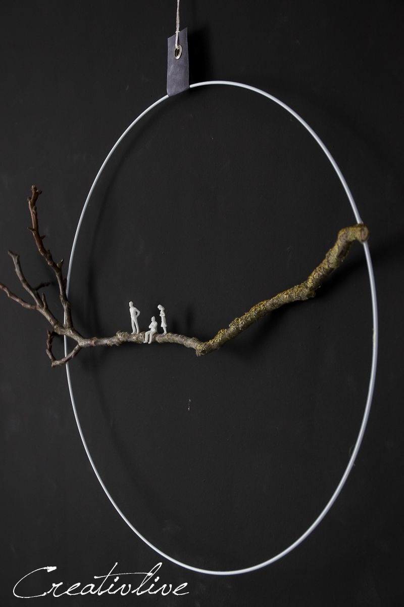 Photo of 7 variants to decorate rings and wreaths in Scandinavian style The post D …