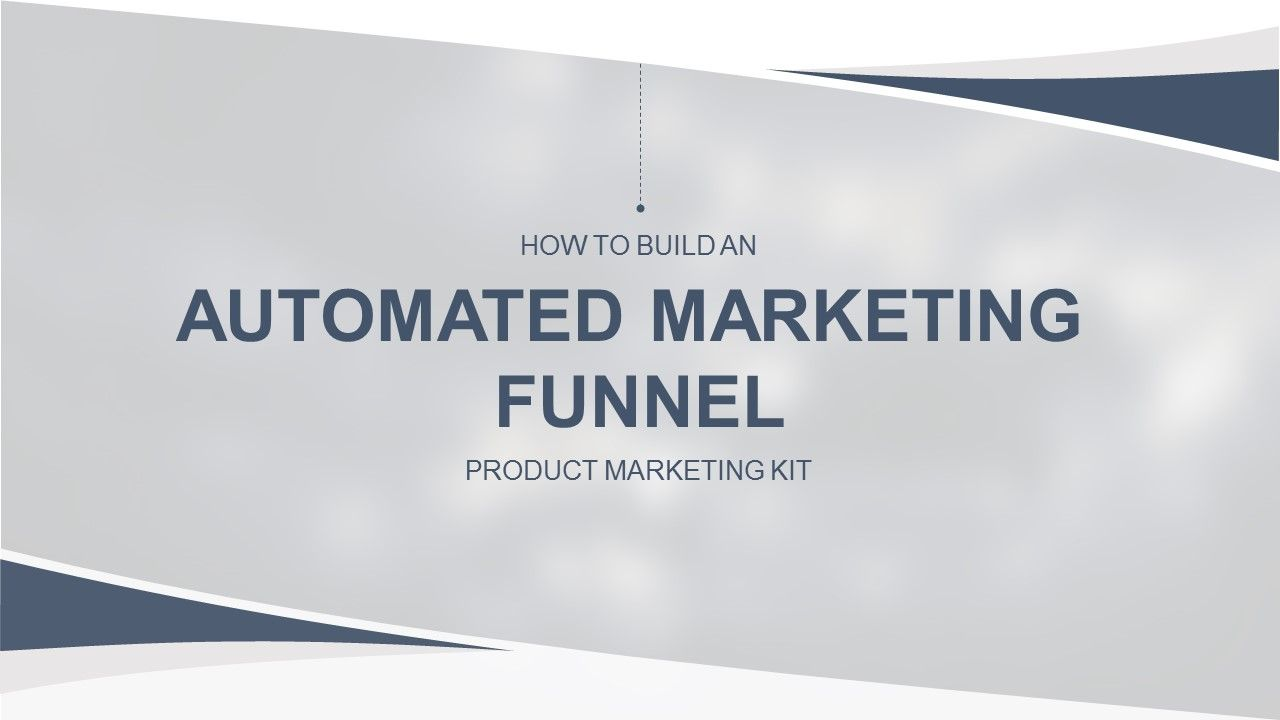 Our Automated Marketing Funnel PowerPoint Template is ideal for ...