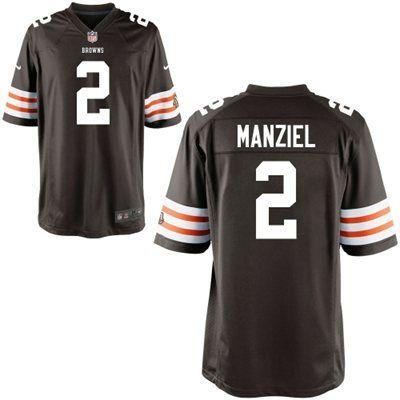 manziel browns jersey