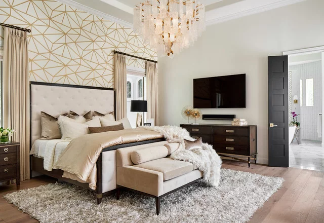 The 10 Most Popular Bedrooms On Houzz Right Now Luxury Bedroom