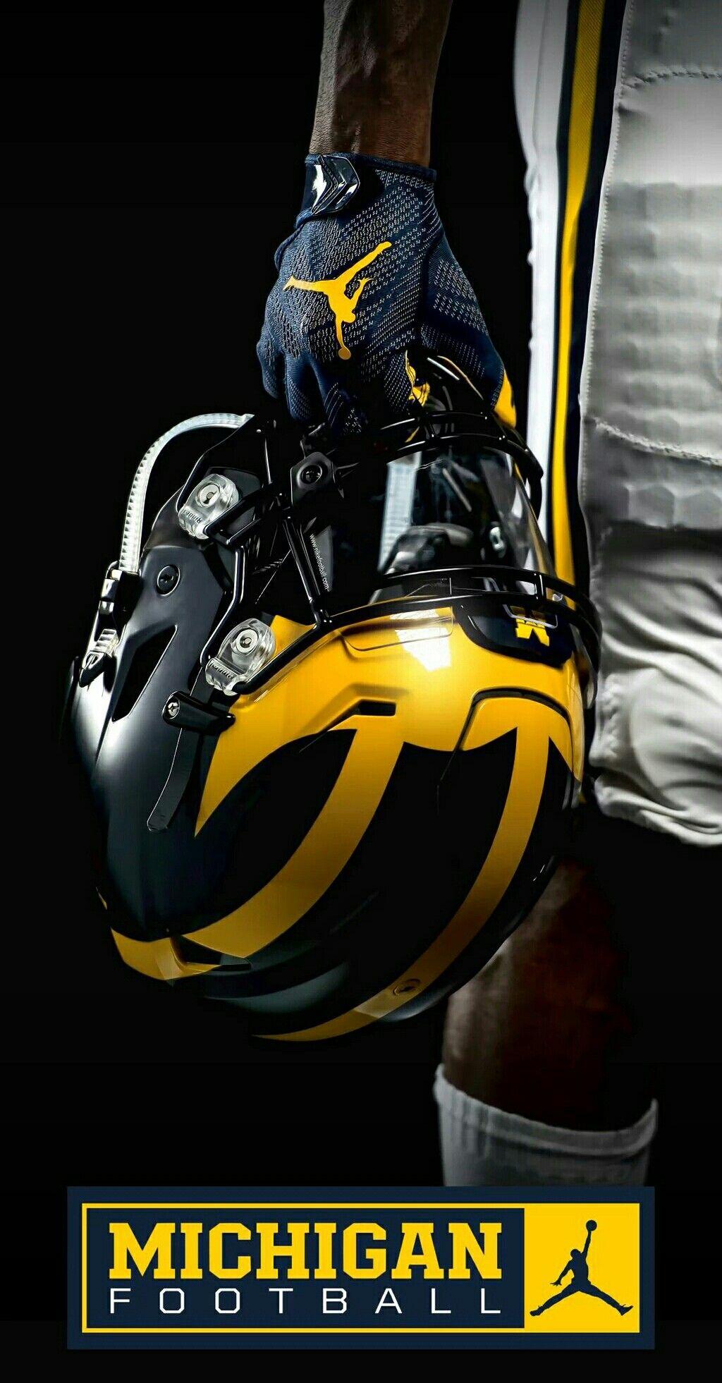 Hail M X J Michigan Wolverines Football Michigan Go Blue Michigan Football
