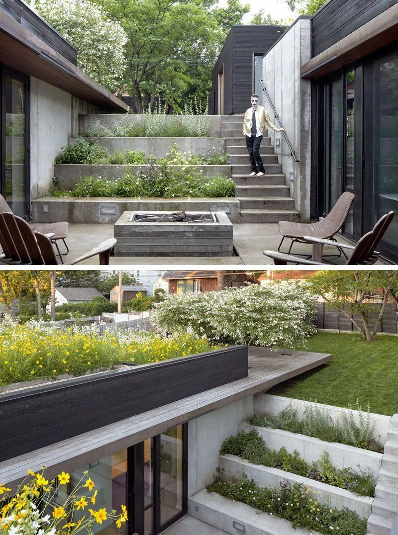 Green Roofs And Great Savings Backyard Landscaping Green Roof Landscape Architecture Design