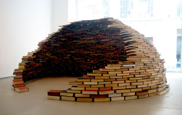 book igloo | Pure Creativity | Pinterest | Books, Library books ...