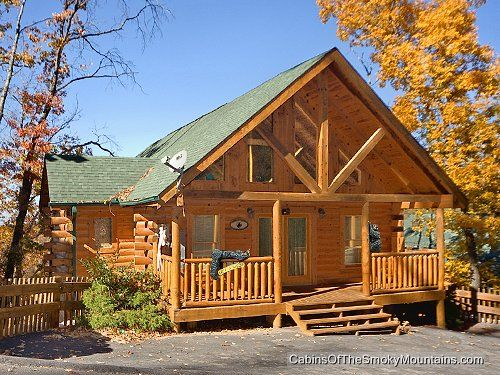 Cabins Of Pigeon Forge In 2020 Honeymoon Cabin Cabin Rentals Smoky Mountains Cabins