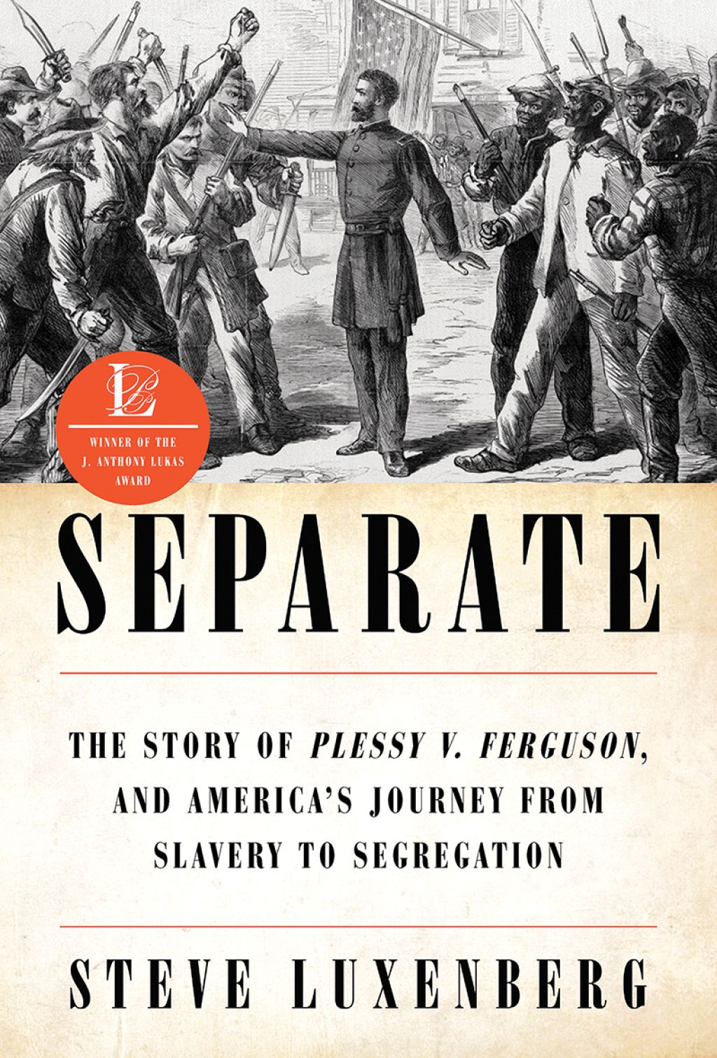 Separate The Story Of Plessy V Ferguson And America S