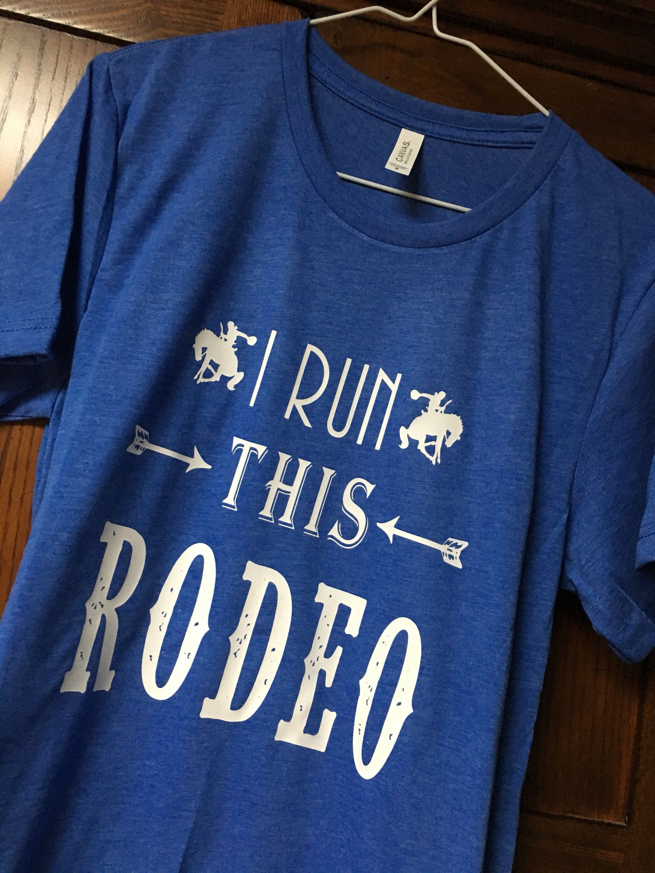 I Run This Rodeo Rodeo Mom Boss Bucking Horse Cowgirls Etsy Funny Christmas Gifts Boss Christmas Gifts Gifts For Boss