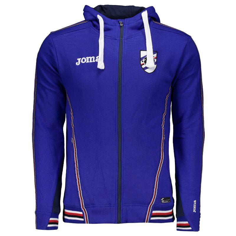Moletom Joma Sampdoria Viagem 2017 Somente na FutFanatics você compra agora  Moletom Joma Sampdoria Viagem 2017 1bb3570fc4c3b