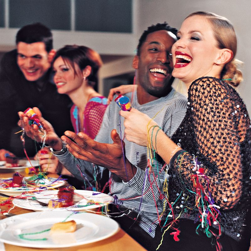 5 idées de repas cools pour un Nouvel An entre amis   Astuces de filles   Jeux pour adultes ...