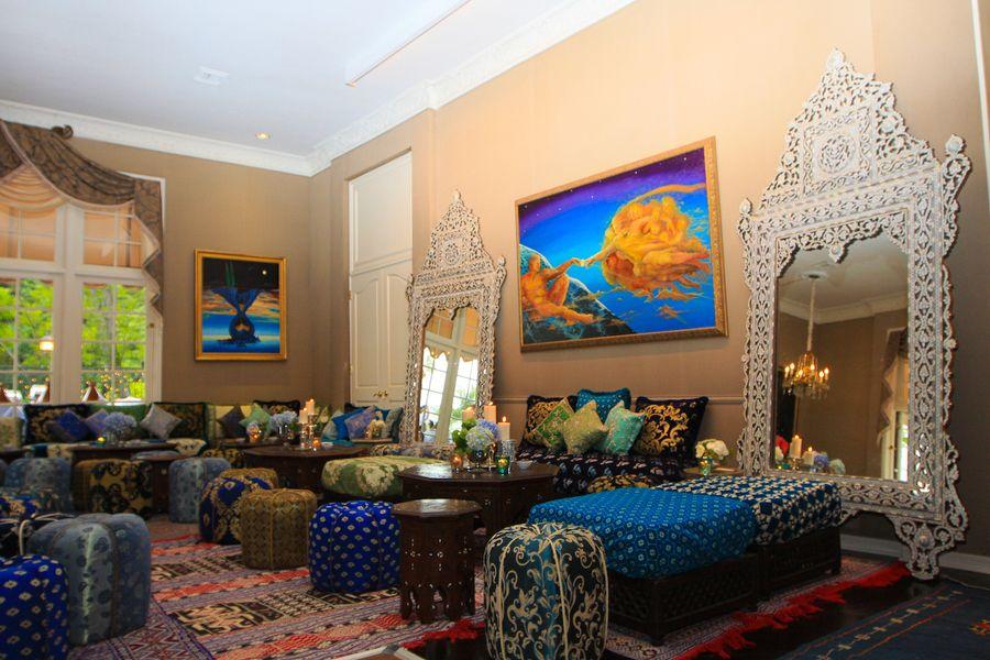 Moroccan Style Home Decor moroccan inspired home decor living room | moorish decor | pinterest