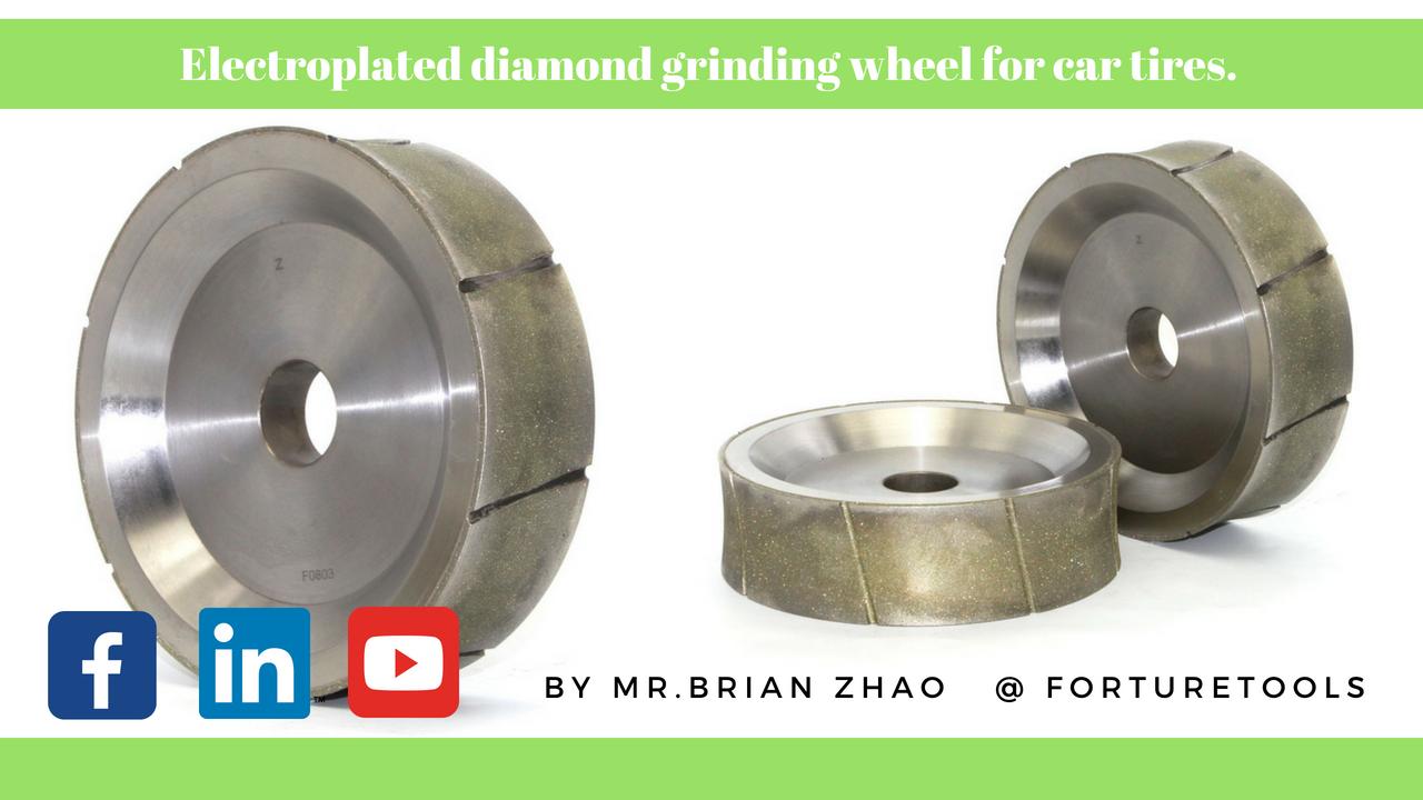 Electroplated Grinding Wheels Electroplating Grind Wheel