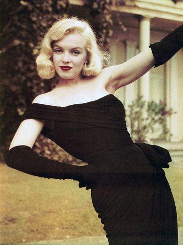 Marilyn Vintage Clothing Fashion Print Ads Photos