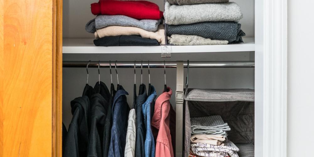 Closet Organizing Ideas In 2020 Wood Closet Systems Closet