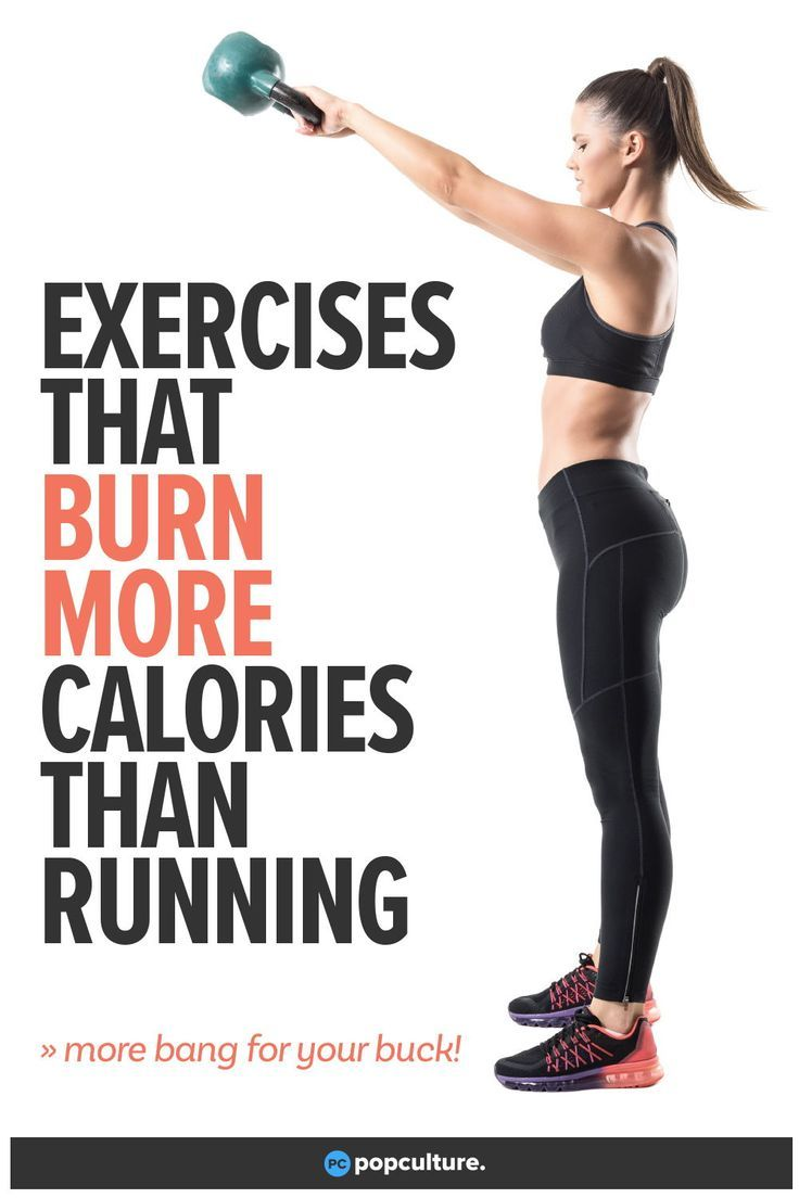 Exercises That Burn More Calories Than Running #fitness #exercises