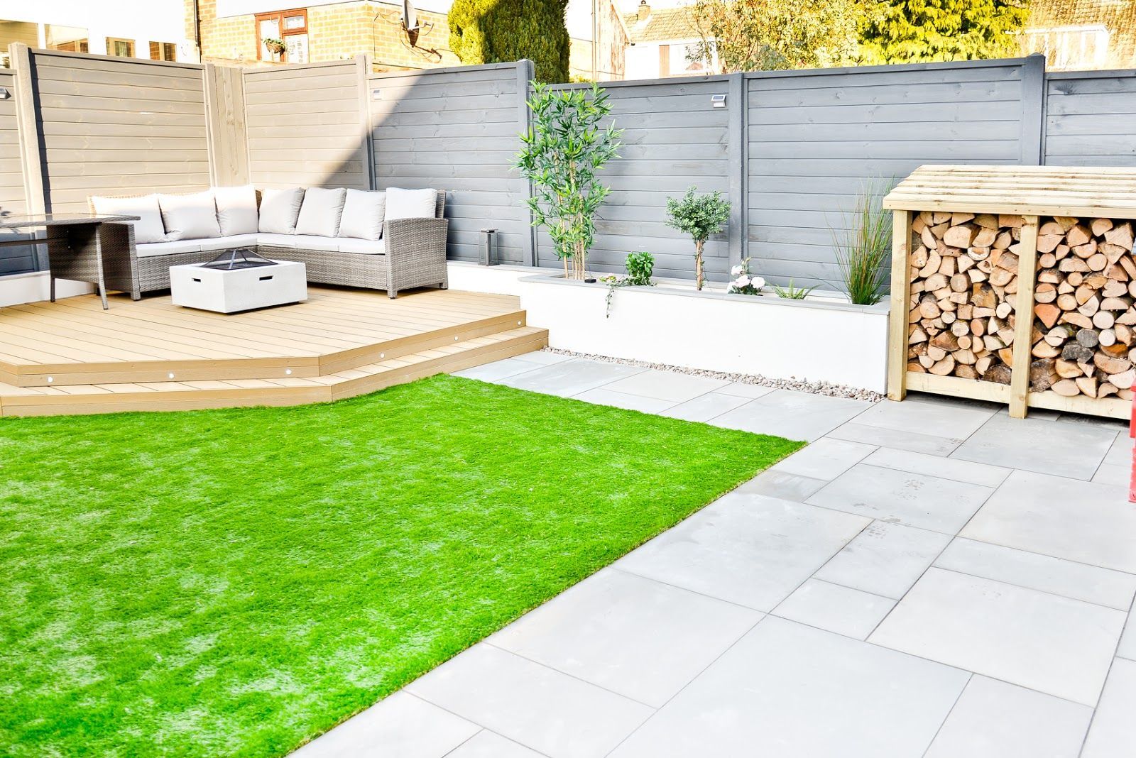 Photo of Our Back Garden Makeover – Before & After