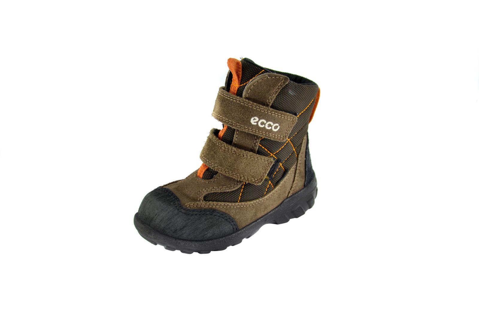 Ботинки Ecco Gore-tex. Стелька 15 4e09258f6b7a3