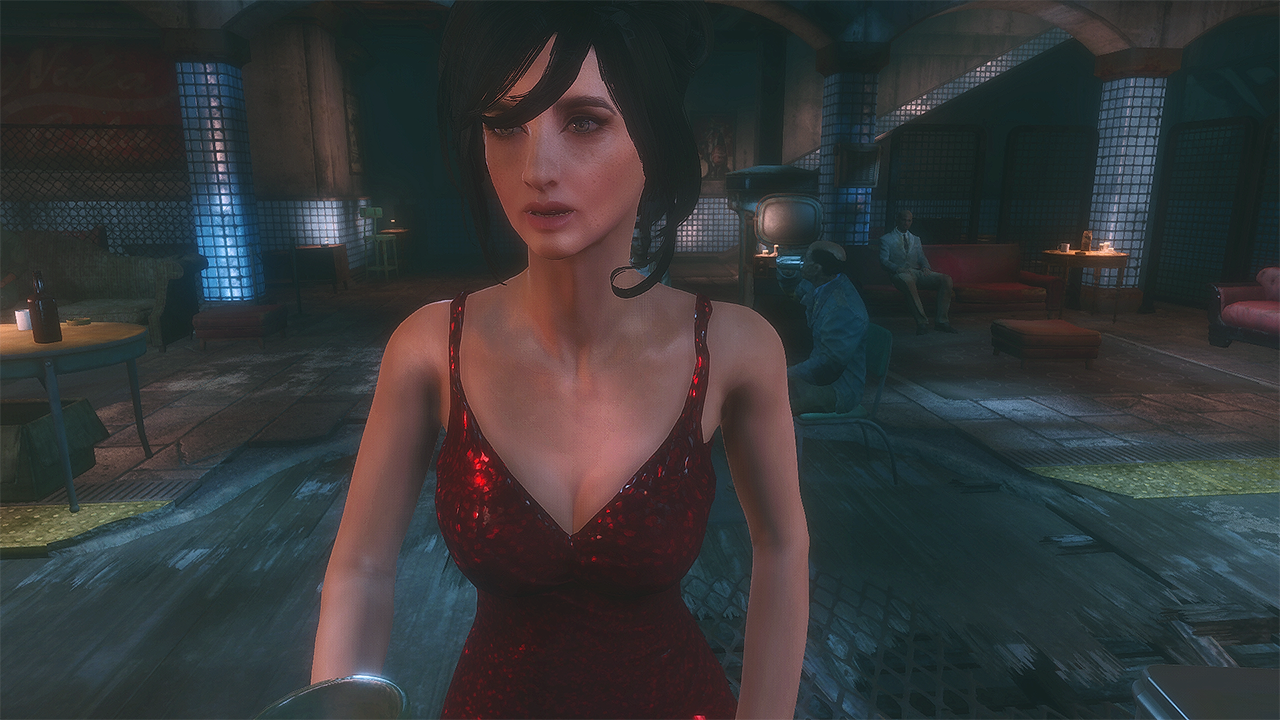 Glamorous Magnolia at Fallout 4 Nexus - Mods and community