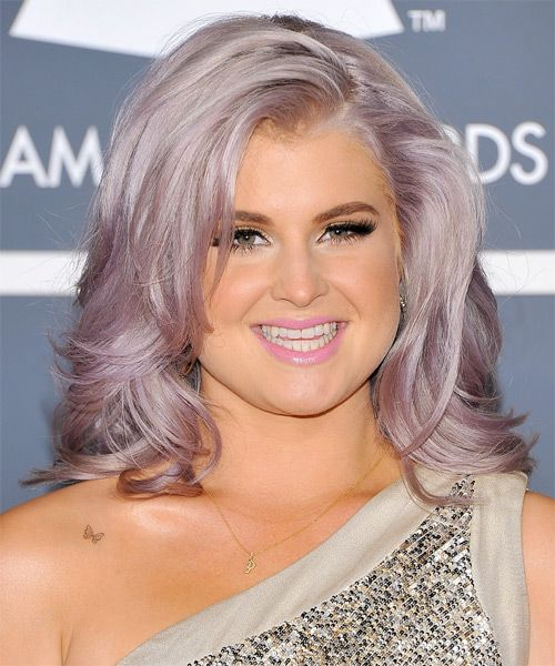 Kelly Osbourne Hairstyle 2014