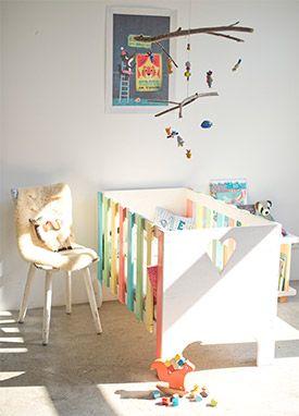 Diy Kinderbett kinderzimmer beispiel mit diy kinderbett zum selber machen in