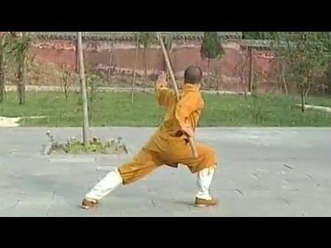 Chinese Staff Kata - Learn the Bo Staff Here! - YouTube