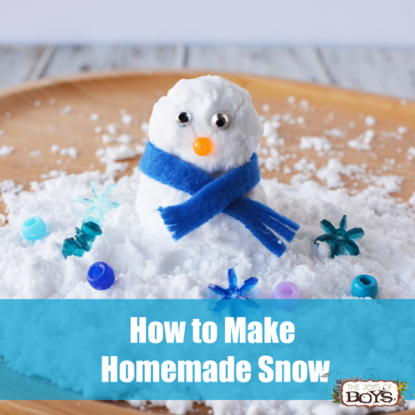 How To Make Homemade Snow Easy And Cheap Way To Make Snow Crafts For Kids How To Make Snow Snow Crafts