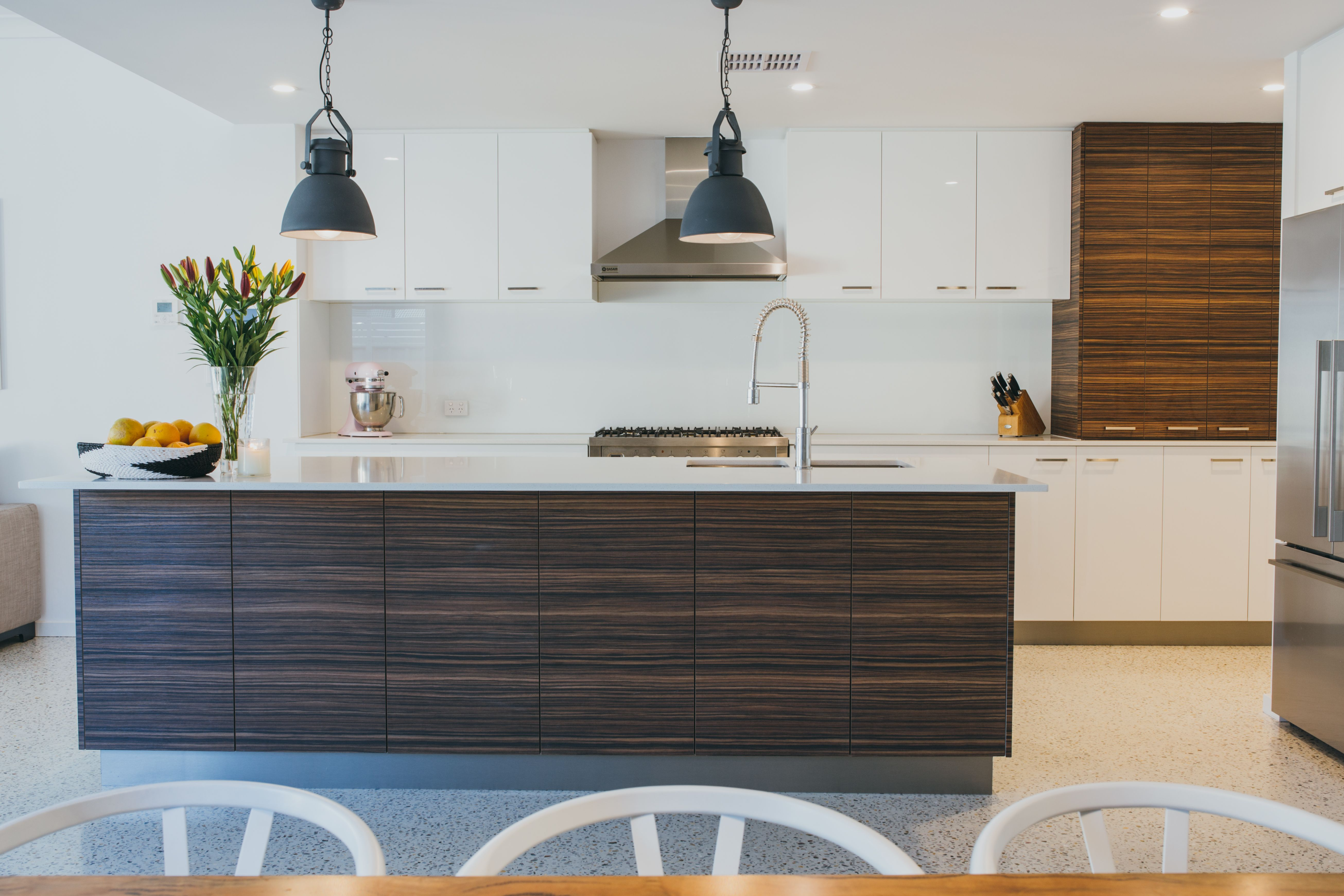 Kitchen Design by Manor Homes. Perth's custom design and