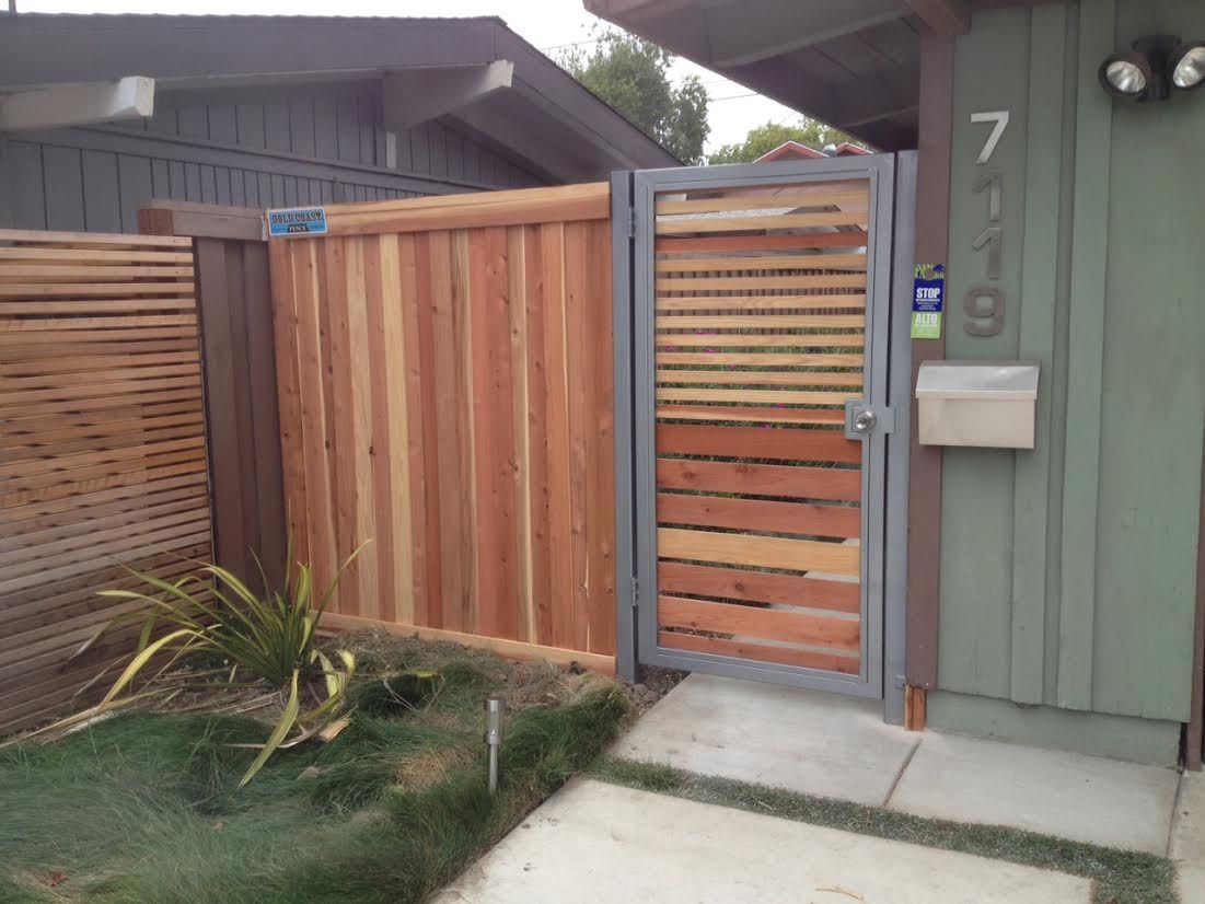 Commercial fence and residential fence contractor