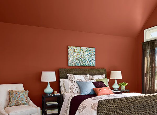 New Paint Color Idea for Bedroom