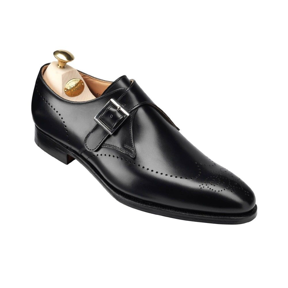 Black sandals jones - Cobham Black Calf Crockett Jones Cobhamshoes Sandalscalves