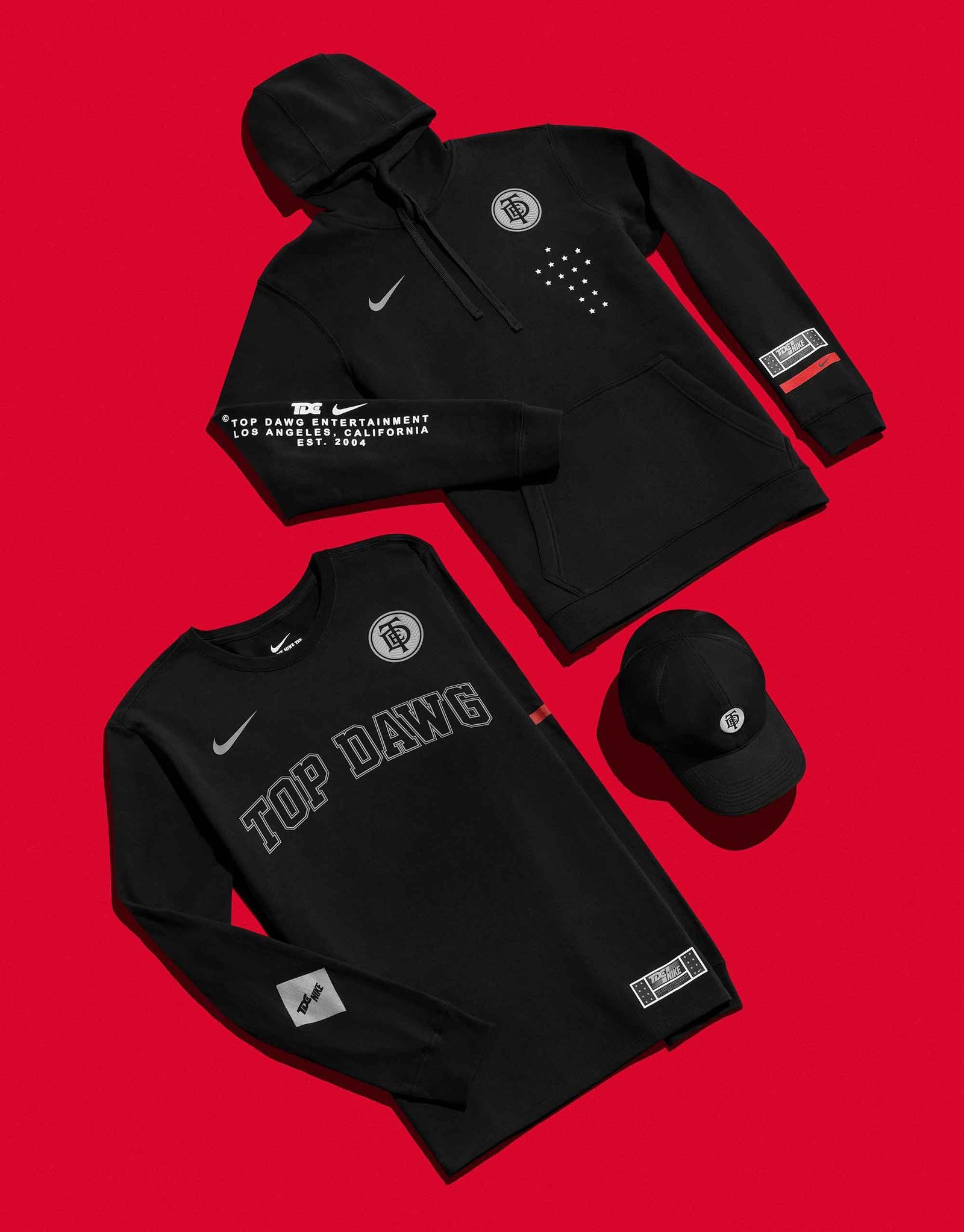 eficiencia licencia proteger  Nike x Kendrick and TDE Will Get You Excited About Concert Merch Again |  Tour merch, Gym outfit, Merch