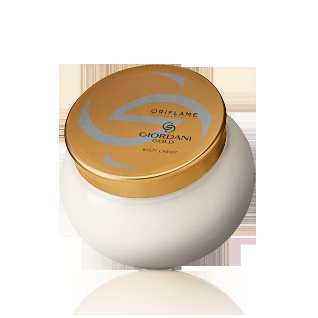 Body cream yang begitu mewah, menghidrasi dan merawat kulit dengan keharuman Giordani Gold Body Cream. 250 ml.