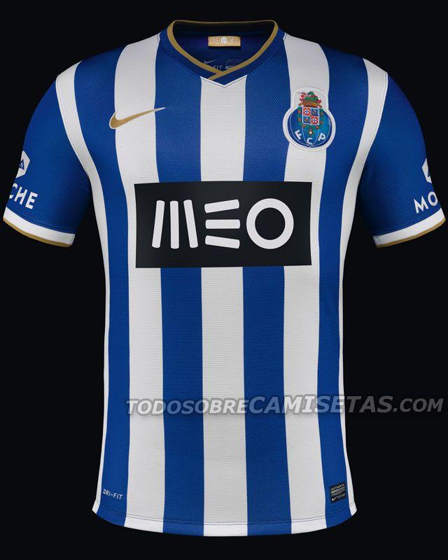Camisolas Nike del FC Porto 2013/2014