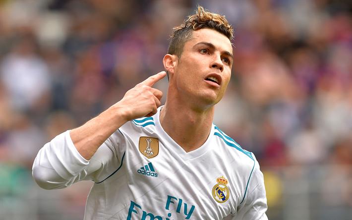 Herunterladen Hintergrundbild Cr7 Ziel Cristiano Ronaldo