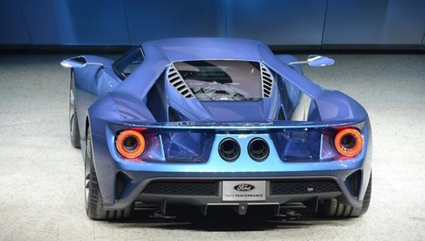 Ford Gt Release Date