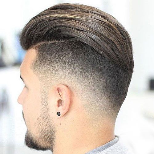 undercut styles hair slicked back undercut hairstyle 2018 best hairstyles for 4351