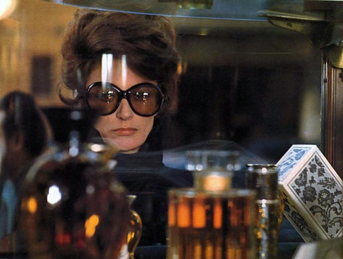 Anouk Aimée in The Appointment, 1969 by Sidney Lumet