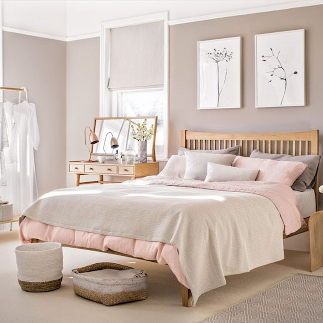 25 Stunning Transitional Bedroom Design Ideas: 25+ Gorgeous Pale Pink Walls Ideas To Enhance Your Room