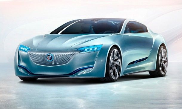 2013 Buick Riviera Concept - Could easily be produced if based on Camaro; the size and general shape is similar.