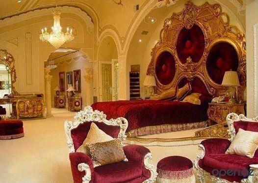 Italian royal bedroom furniture set - Stylish Home Decors, Food ...